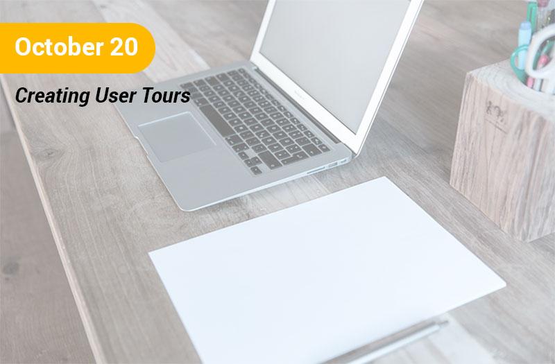 Creating User Tours